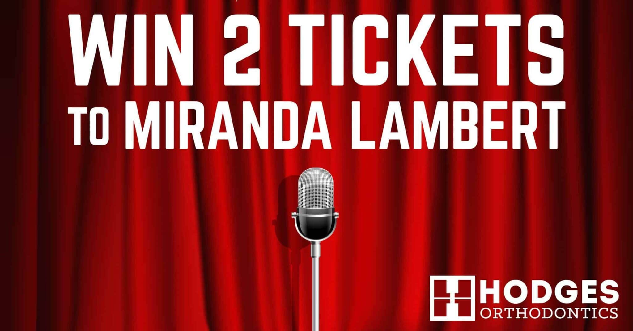 dpevQvRA-1 Win 2 Tickets to See Miranda Lambert in Concert