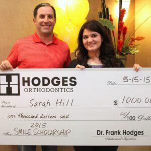 Hodges_Scholarship_2015-300x300 2021 Smile Scholarship