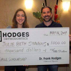 Hodges_scholarship_2018-300x300 2021 Smile Scholarship